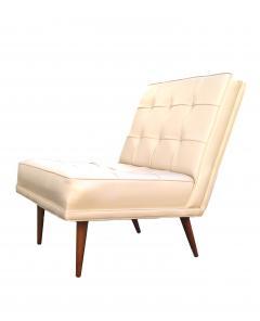 Paul McCobb Mid Century Modern Lounge Side Slipper Chairs Manner Of Paul McCobb - 1988738