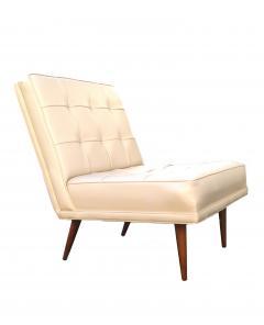 Paul McCobb Mid Century Modern Lounge Side Slipper Chairs Manner Of Paul McCobb - 1988739