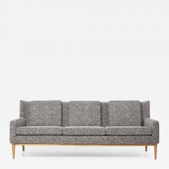 Paul McCobb Newly Upholstered Wingback Sofa 1307 by Paul McCobb for Directional US 1950s - 1509600