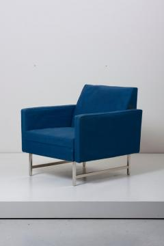 Paul McCobb Pair of Lounge Chairs by Paul McCobb for Directional upholstery needed - 1029782
