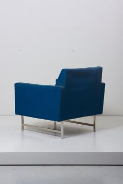 Paul McCobb Pair of Lounge Chairs by Paul McCobb for Directional upholstery needed - 1029787