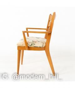 Paul McCobb Paul McCobb Style Heywood Wakefield Mid Century Bowtie Dining Chairs Set of 6 - 1810350