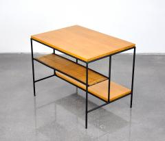 Paul McCobb Paul McCobb Winchendon Iron Maple and Bamboo End Table - 1010436