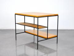 Paul McCobb Paul McCobb Winchendon Iron Maple and Bamboo End Table - 1010437
