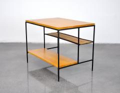 Paul McCobb Paul McCobb Winchendon Iron Maple and Bamboo End Table - 1010438