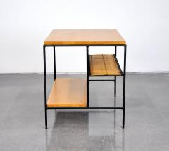 Paul McCobb Paul McCobb Winchendon Iron Maple and Bamboo End Table - 1010439