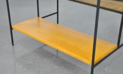 Paul McCobb Paul McCobb Winchendon Iron Maple and Bamboo End Table - 1010445