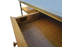 Paul McCobb Paul McCobb for Calvin Vitrolite Top Bar Cart - 1719621