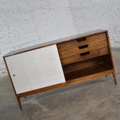 Paul McCobb Paul mccobb MCM planner group credenza buffet cabinet by winchendon - 1682042