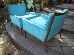 Paul McCobb Perfect Pair of Paul McCobb for Directional Lounge Chairs Mid Century Modern - 1684931