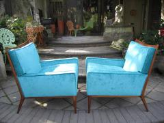 Paul McCobb Perfect Pair of Paul McCobb for Directional Lounge Chairs Mid Century Modern - 1684943