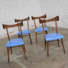 Paul McCobb Set 4 MCM planner group dining chairs by paul mccobb for winchendon - 1681962