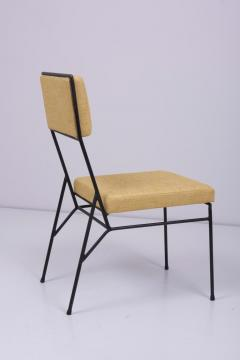 Paul McCobb Set of 4 Wrought Iron Chairs by Paul McCobb for Arbuck 1950s US - 1211090