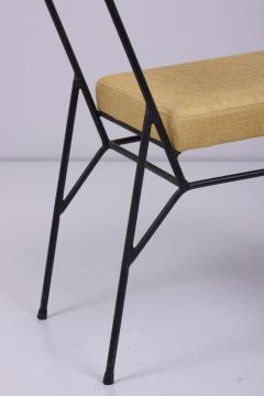 Paul McCobb Set of 4 Wrought Iron Chairs by Paul McCobb for Arbuck 1950s US - 1211091