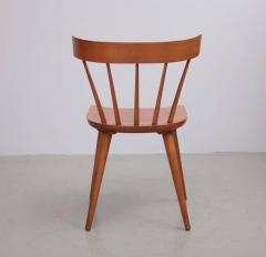 Paul McCobb Set Of Eight Paul McCobb Spindle Back Chairs For Winchendon USA  1950s   537424