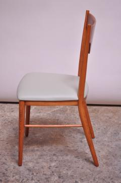 Paul McCobb Set of Eight Stained Maple Dining Chairs by Paul McCobb for Perimeter - 1113948
