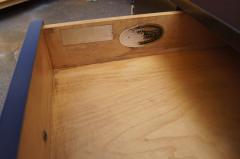 Paul McCobb Twenty Drawer Ebonized Dresser by Paul McCobb for Rapids Furniture - 2115638