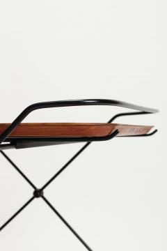 Paul Nage Design Trolley with wheels JIE Gantofta Sweden - 2016229