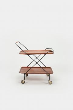 Paul Nage Design Trolley with wheels JIE Gantofta Sweden - 2016281