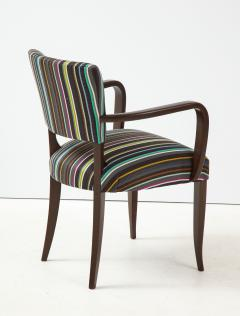 Paul Smith French 1940s Paul Smith Striped Armchairs - 1576082