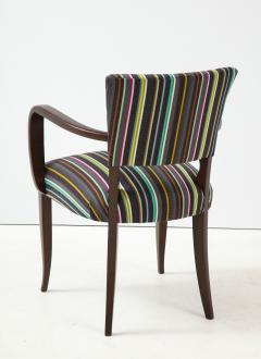 Paul Smith French 1940s Paul Smith Striped Armchairs - 1576085