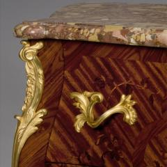 Paul Sormani A Fine Louis XV Style Marquetry Commode - 897614