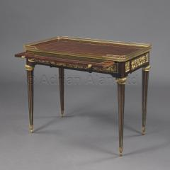 Paul Sormani A Louis XVI Style Mahogany Centre Table - 949785