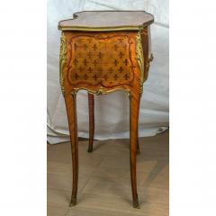 Paul Sormani French Kingwood and Mahogany Veneered Ormolu Mounted Dressing Table - 1566770