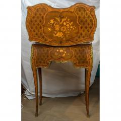 Paul Sormani French Kingwood and Mahogany Veneered Ormolu Mounted Dressing Table - 1566771