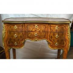 Paul Sormani French Kingwood and Mahogany Veneered Ormolu Mounted Dressing Table - 1566772