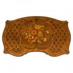 Paul Sormani French Kingwood and Mahogany Veneered Ormolu Mounted Dressing Table - 1566773