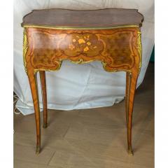Paul Sormani French Kingwood and Mahogany Veneered Ormolu Mounted Dressing Table - 1566776