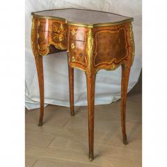 Paul Sormani French Kingwood and Mahogany Veneered Ormolu Mounted Dressing Table - 1566780