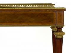 Paul Sormani French Marquetry Wine Serving Accent Table by Paul Sormani Fils - 1019396