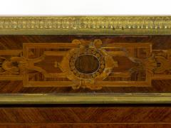 Paul Sormani French Marquetry Wine Serving Accent Table by Paul Sormani Fils - 1019407