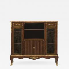 Paul Sormani Gilt Bronze Mounted Br che dAlep Marble Top Bibliotheque by Paul Sormani - 1995125