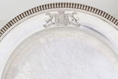 Paul Storr Set of 12 silver dinner plates by Paul Storr - 1318150
