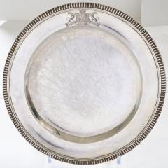 Paul Storr Set of 12 silver dinner plates by Paul Storr - 1318152
