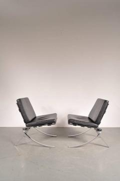 Paul Tuttle 1960s Pair of Padaro Lounge Chairs by Paul Tuttle for Str ssle Switzerland - 821471