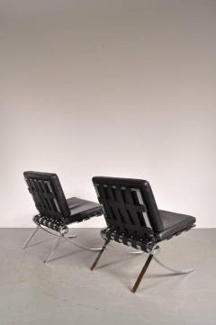 Paul Tuttle 1960s Pair of Padaro Lounge Chairs by Paul Tuttle for Str ssle Switzerland - 821472