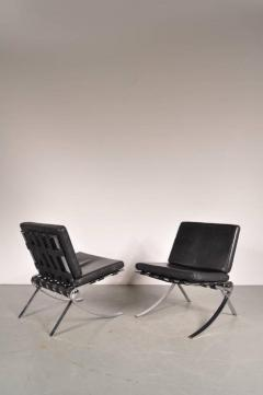Paul Tuttle 1960s Pair of Padaro Lounge Chairs by Paul Tuttle for Str ssle Switzerland - 821475
