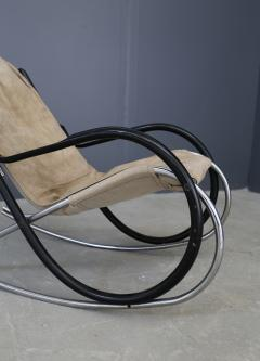 Paul Tuttle Nona rocking chair designed by Paul Tuttle for Strassle international - 1059906