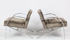Paul Tuttle Paul Tuttle Arco Lounge Chairs - 1036250