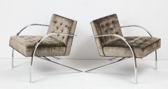 Paul Tuttle Paul Tuttle Arco Lounge Chairs - 1036251