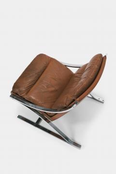 Paul Tuttle Set with 2 Zeta Chairs Paul Tuttle Str ssle 70s - 1704229
