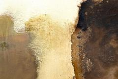 Paul Wadsworth Brown and White Abstract - 737089