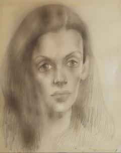 Pavel Tchelitchew Portrait of Bachoo Dinshaw Countess Woronzow - 513487