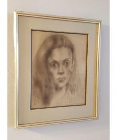 Pavel Tchelitchew Portrait of Bachoo Dinshaw Countess Woronzow - 513488