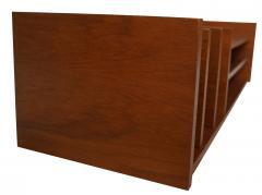 Pedersen Hansen Pedersen Hansen Danish Modern Teak Wood Desktop Desk Organizer Shelf - 1842658