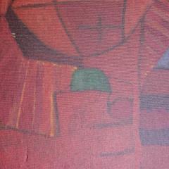 Pedro Coronel Pedro Coronel Mix Media Lithograph Mexican Modernist - 1076209